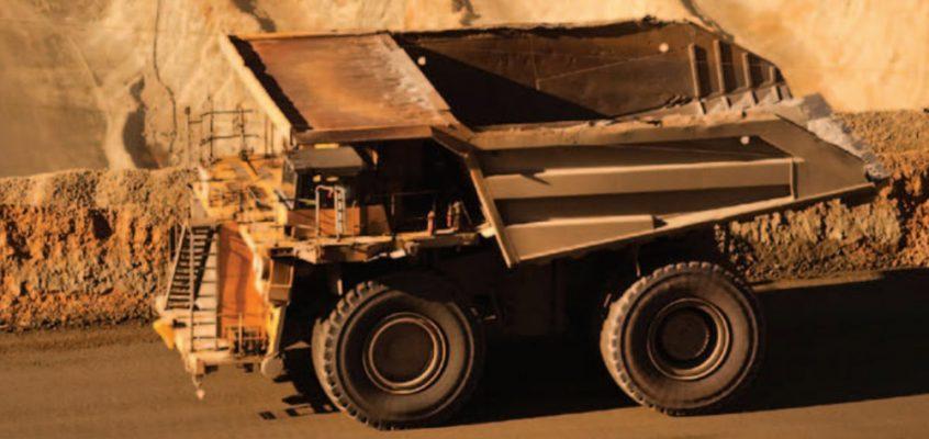 Mining transport operation